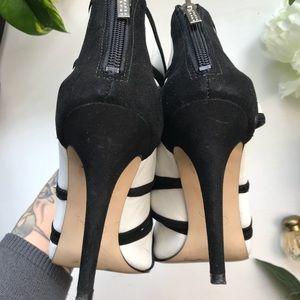 e107d271dc Ivanka Trump Shoes - IVANKA TRUMP Derry Open Toe Bootie